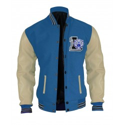 13 Reasons Why Justin Foley Liberty High Tigers Varsity Letterman Jacket