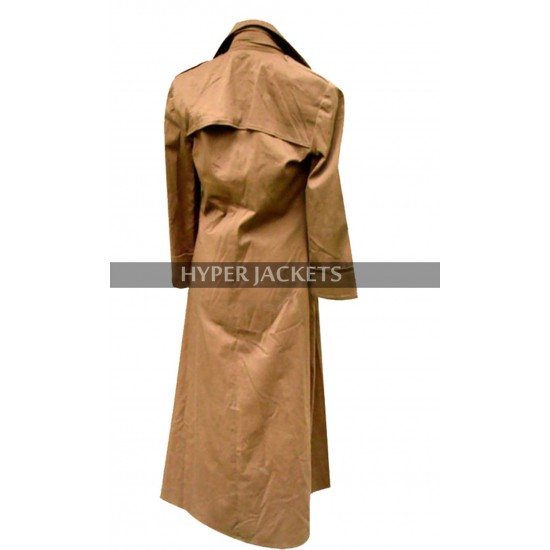 Channing Tatum Gambit Remy Etienne LeBeau Brown Costume Trench Coat