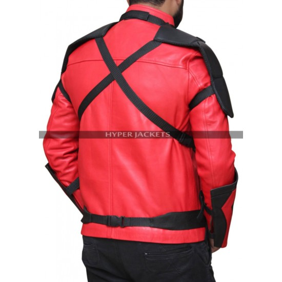 Suicide Squad Deadshot Cosplay Leather Jacket