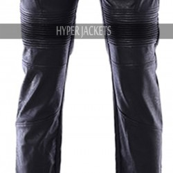 Dmc Devil May Cry 5 Dante Costume Black Leather Pants