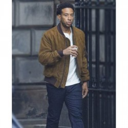 LUDACRIS FAST AND FURIOUS 9 BROWN LEATHER JACKET