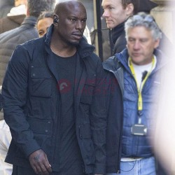 Fast And Furious 9 Tyrese Gibson Black Jacket