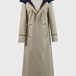 Doctor Who Trench Coat Jodie Whittaker